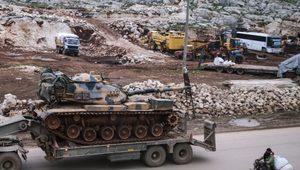 TSK Destekli Muhaliflerden Rejimin İdlib Operasyonuna Karşı Hamle