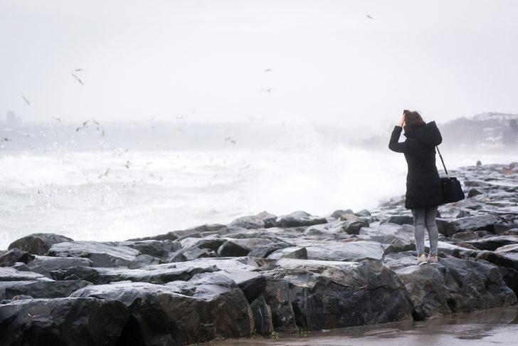 Meteoroloji'den son hava durumu tahmini (Sıcaklıklar artıyor, lodosa dikkat)