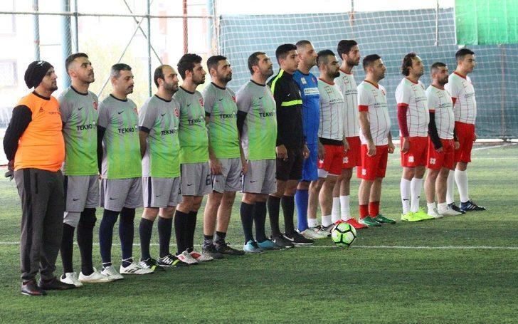 AOSB 8. Futbol Turnuvası'nda 4'üncü hafta