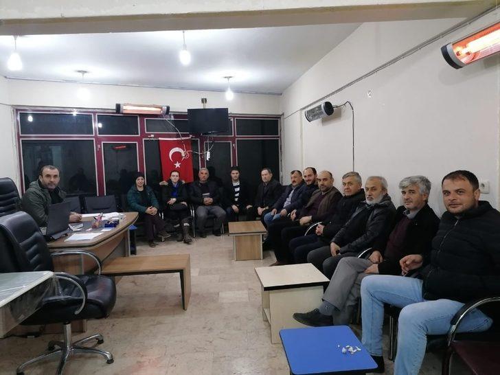 AK Parti haftalık olağan toplantısı yaptı