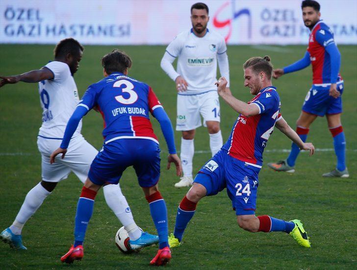 Altınordu 2 - 1 Büyükşehir Belediye Erzurumspor