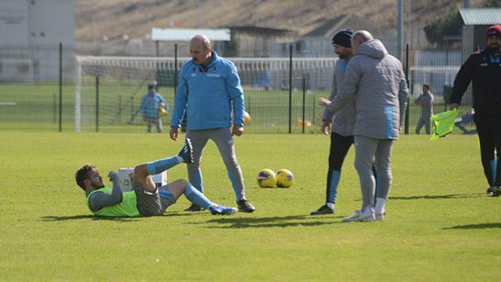 Trabzonspor'da eksikler can sıkıyor