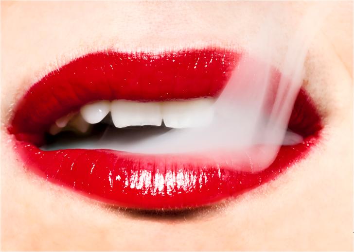 Sigara ağız sağlığını bozuyor!