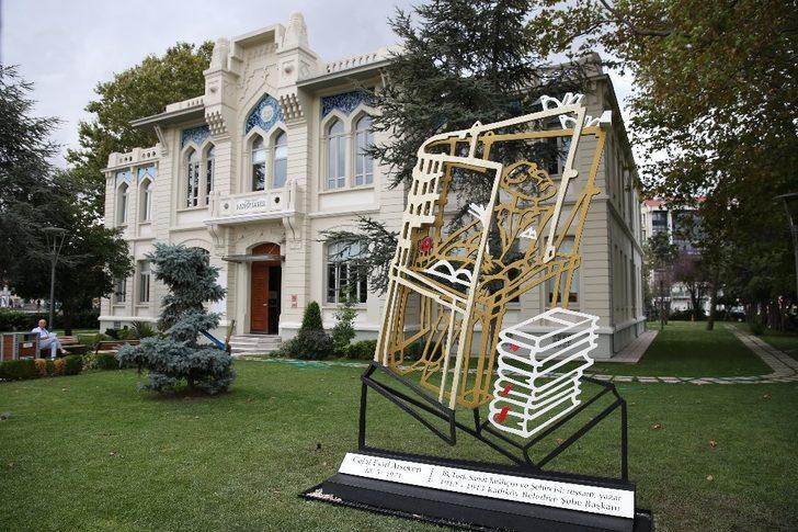 Kadıköy Tarih Edebiyat Sanat Kütüphanesinde 'Buluşmalar'