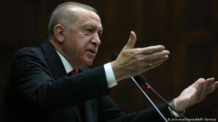 Erdoğan'dan Yunanistan'a çağrı: Kapıları aç!