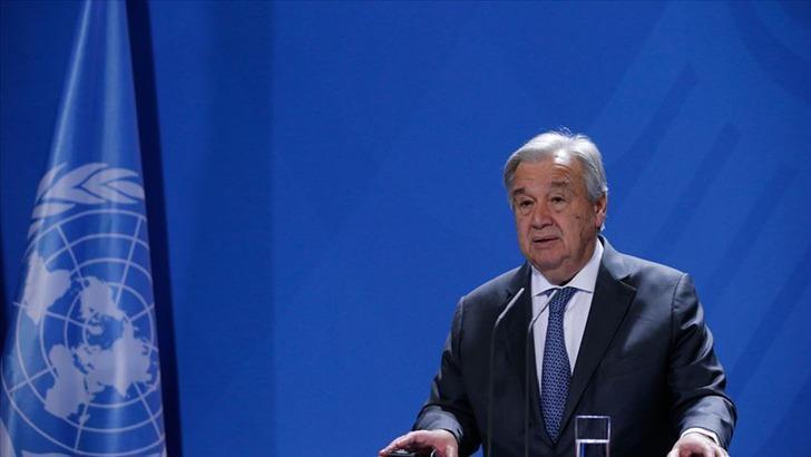 BM Genel Sekreteri Guterres'ten İdlib'e ilişkin yeni çağrı: Gerginlikten geri adım atın