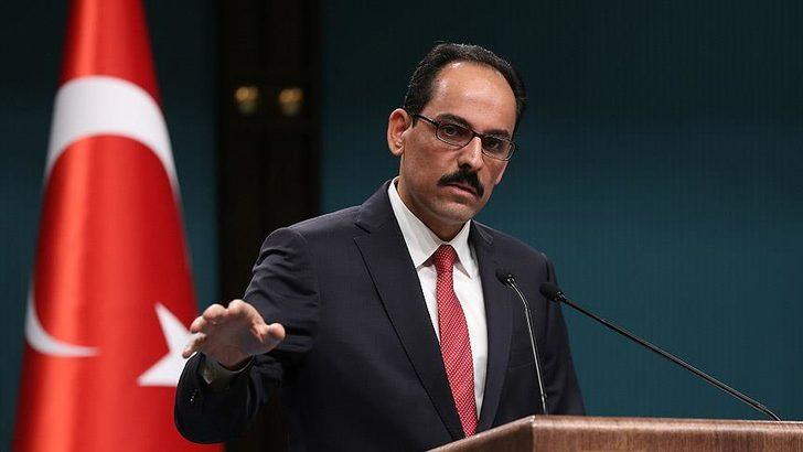 Son dakika: Cumhurbaşkanlığı Sözcüsü Kalın'dan İdlib açıklaması