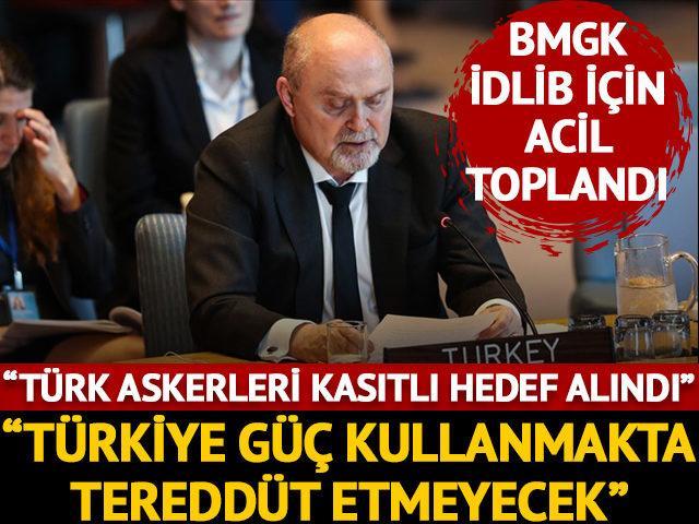 BMGK'da Türkiye'den önemli açıklamalar