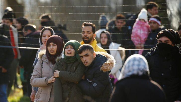 Macron'dan İdlib ve Göçmen Krizinde 'Türkiye'ye Tam Destek'