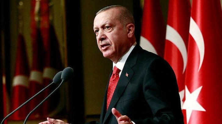 Cumhurbaşkanı Erdoğan Macron ve Ruhani ile görüştü