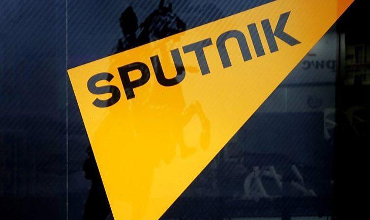Ankara'da Sputnik çalışanlarına yönelik protesto
