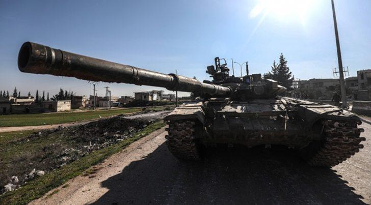 İdlib'deki çatışmalarda 9 köy Esed rejiminden alındı