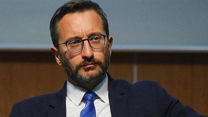 Son dakika: Fahrettin Altun'dan 'sokağa çıkma yasağı uygulanacak' iddialarına açıklama