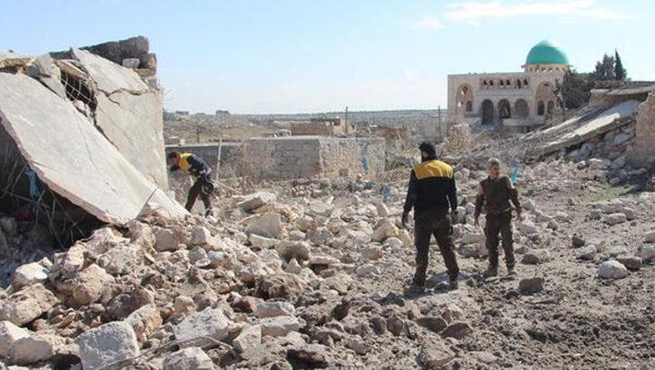 Rejimden Halep'e saldırı: Ölü ve yaralılar var