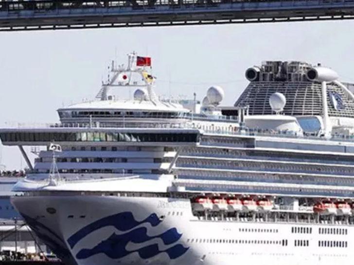Japonya'daki karantina gemisiyle ilgili yeni gelişme!