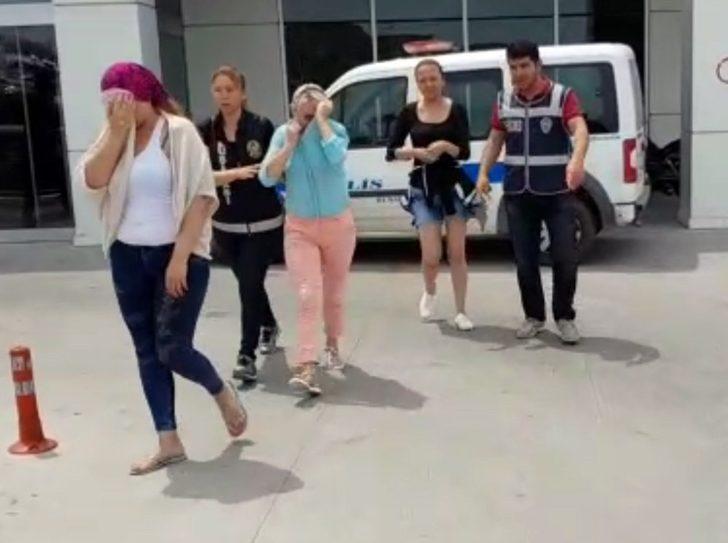 Aydın'da dev fuhuş operasyonu; 111 kişiye işlem yapıldı
