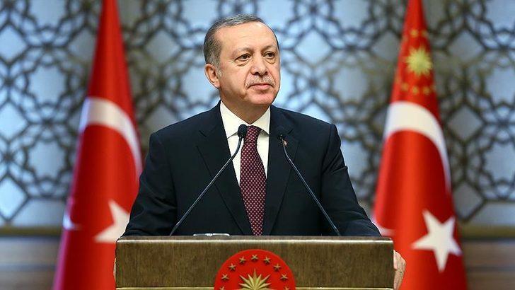 Cumhurbaşkanı Erdoğan: Kapıları açınca telefon üstüne telefon gelmeye başladı