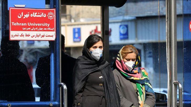 Son dakika: İran'da koronavirüsten ölenlerin sayısı 66'ya yükseldi