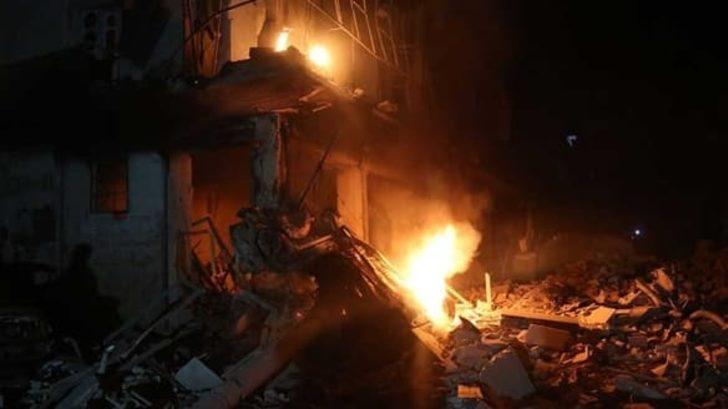 Rus savaş uçakları İdlib'de sivilleri vurdu: Çok sayıda ölü var