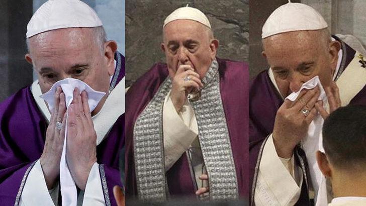 Papa'nın koronavirüs testinin sonuçları çıktı!