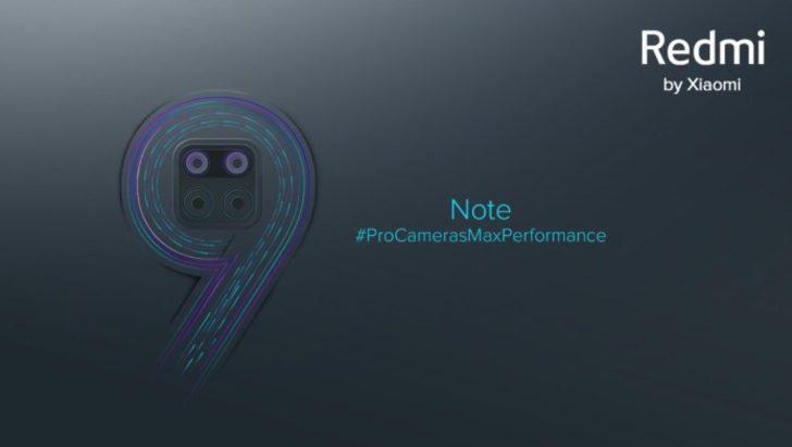 Redmi'den sevindiren açıklama: Redmi Note 9 geliyor!