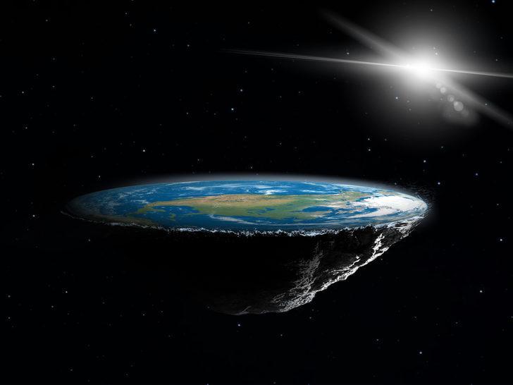11 milyon Brezilyalı Dünya'nın düz olduğuna inanıyor