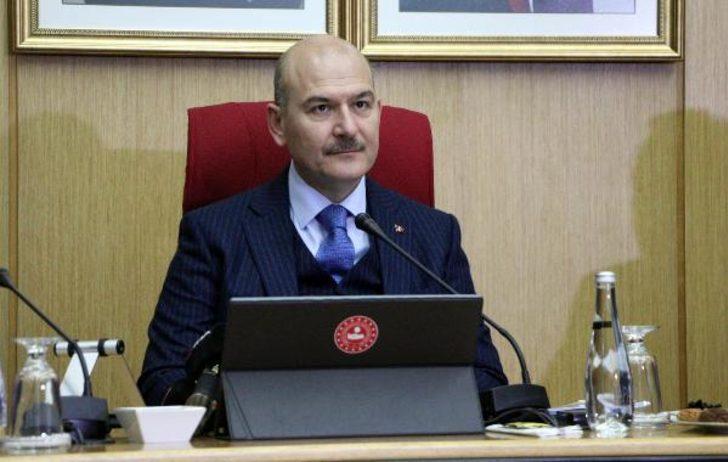 Bakan Soylu: Yıl sonuna kadar otobüsler için sıkıyönetim ilan edildi