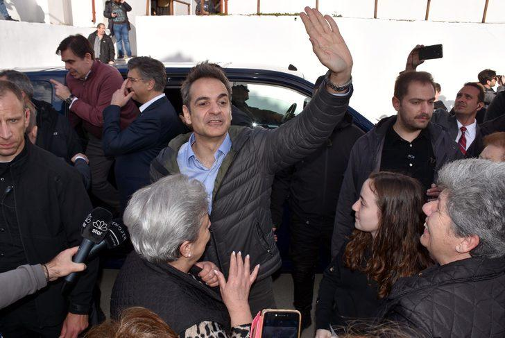 Yunanistan Başbakanı Miçotakis: Türkiye'den çok sayıda göçmen ülkemize geldi