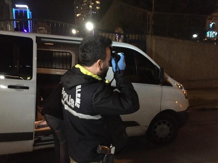 İstanbul'da lüks rezidanstan art arda silah sesleri yükseldi