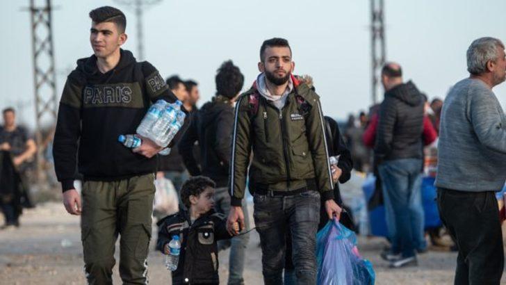 'Türkiye daha çok sığınmacı alsın para verelim!'