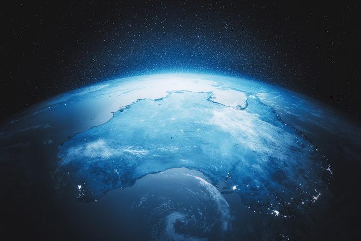 Dünya 3 milyar yıl önce okyanusla kaplı olabilirdi!
