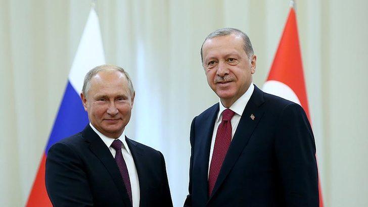 Putin-Erdoğan görüşmesi öncesi Moskova'da güvenlik önlemleri artırıldı
