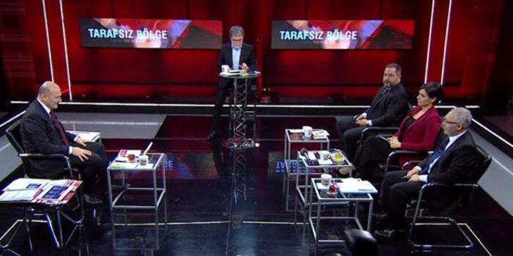 İçişleri Bakanı Süleyman Soylu'dan canlı yayında önemli açıklamalar
