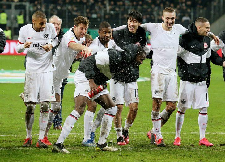 Eintracht Frankfurt 2-0 Werder Bremen (Maç Sonucu)
