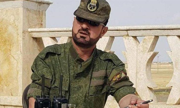 İdlib'de rejim komutanı Süheyl El Hasan, SİHA ile vuruldu