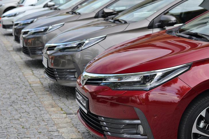 Otomobil devi Toyota ABD'de 1,2 milyon aracını geri çağırıyor