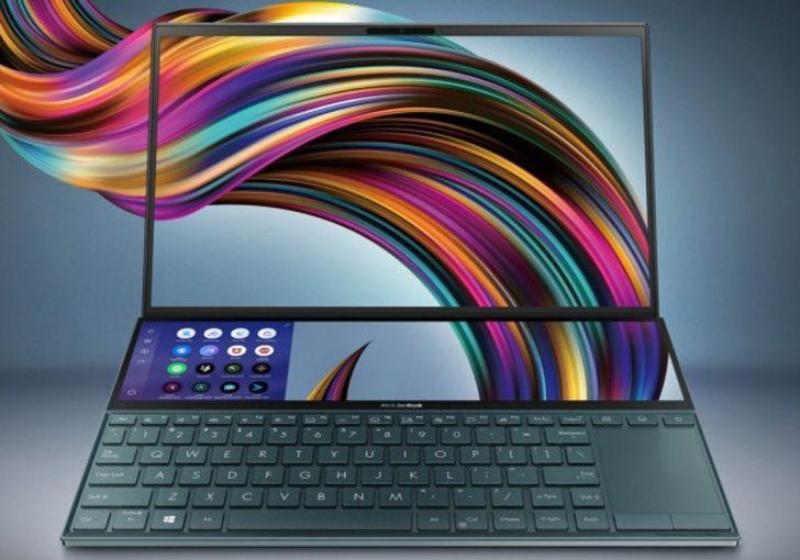 Çift ekranlı Asus ZenBook Duo incelemesi