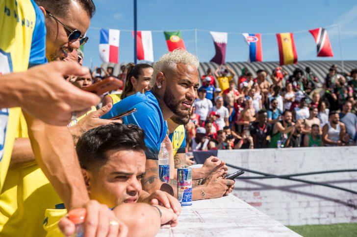 Red Bull Neymar Jr's Five'ta elemeler başlıyor