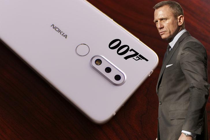 Beklemek için zaman yok: Nokia'dan James Bond telefonu geliyor!