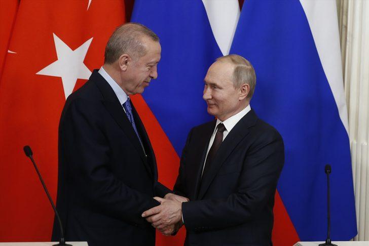 Tarihi zirvenin ardından Erdoğan, Rusya'dan ayrıldı