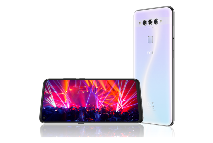 Ne Galaxy Fold'a ne de Razr 2019'a benziyorlar: TCL'nin yeni katlanabilir telefonları tanıtıldı!