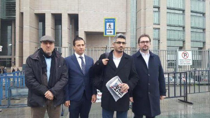 Odatv Genel Yayın Yönetmeni Barış Pehlivan hakkında tutuklama istemi