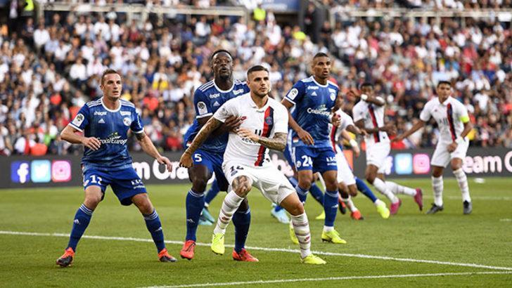 Strasbourg - PSG maçına 'koronavirüs' engeli