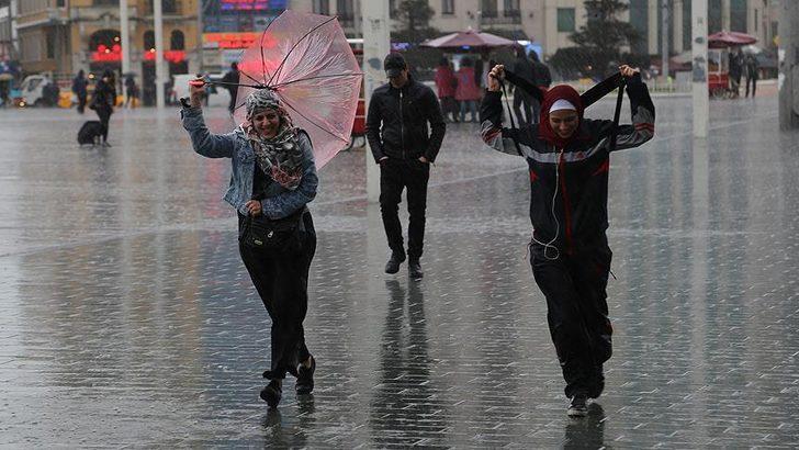 İstanbul'da yarın yağış bekleniyor