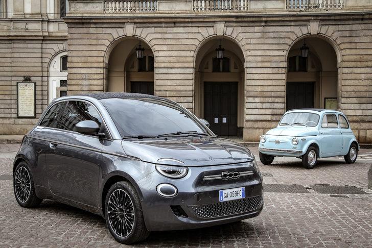 Yeni ve elektrikli: Üçüncü nesil Fiat 500 resmen tanıtıldı