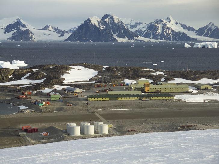 Antarktika'da olağanüstü koronavirüs önlemleri