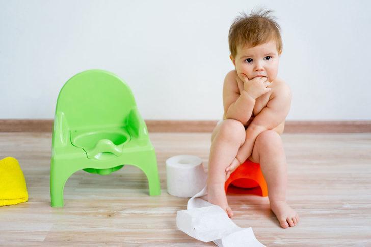 Çocuklarda tuvalet eğitimi kâbusa dönüşmesin!