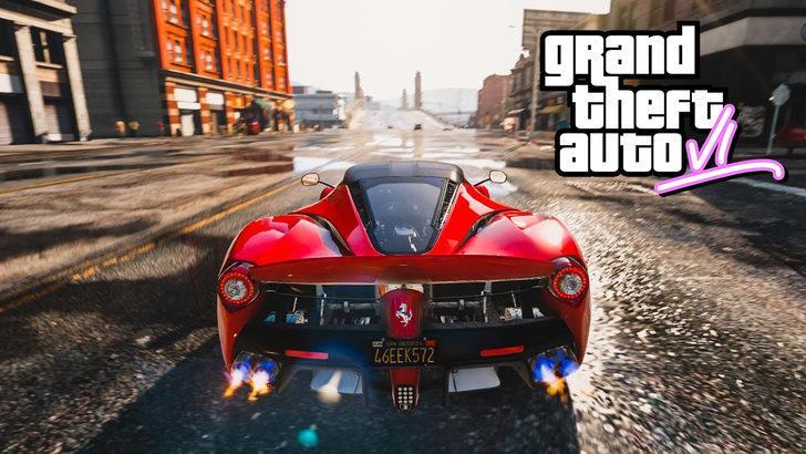 Zaman hızlı aksın: GTA 6'nın çıkış tarihi ortaya çıktı!
