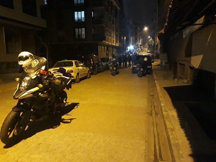 Gaziosmanpaşa'da gelin-kaynana kavgası mahalleyi ayağa kaldırdı