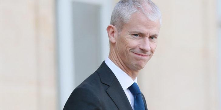 Fransa Kültür Bakanı Franck Riester koronavirüse yakalandı